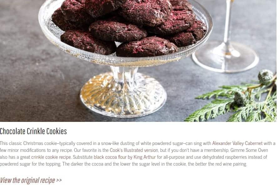 Jordan Wine Blog