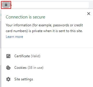 SSL is vital for SEO