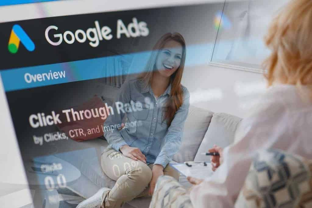 Health Marketing Google Ads
